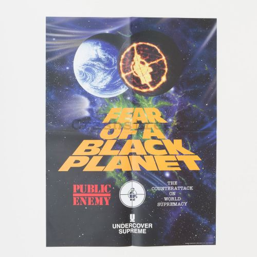 Undercover x Public Enemy Poster