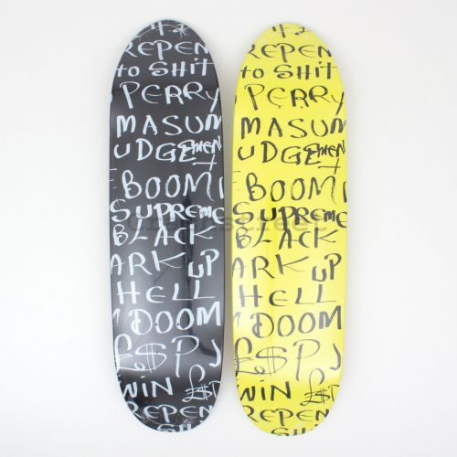 Black Ark Cruiser Skateboard (Set Of 2)
