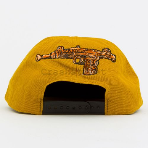 Toy Uzi 6-Panel in Brown