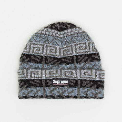 Brushed Pattern Beanie
