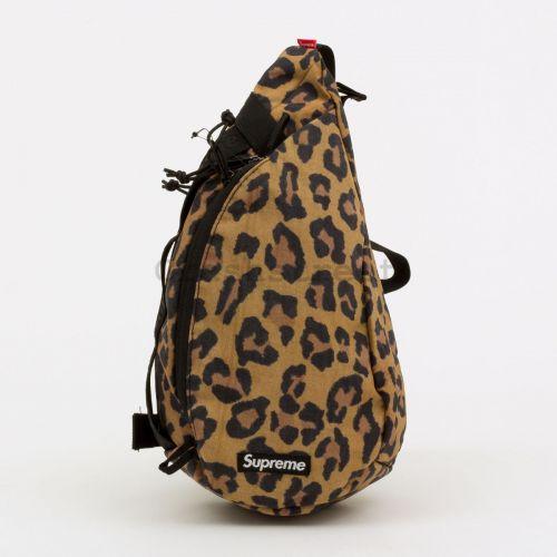 Sling Bag - Leopard
