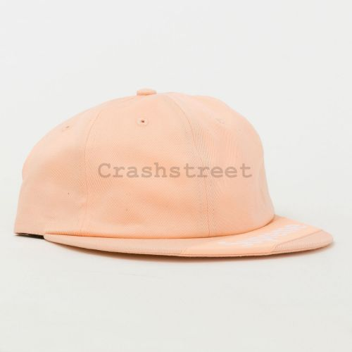 Visor Label 6-Panel in Pink
