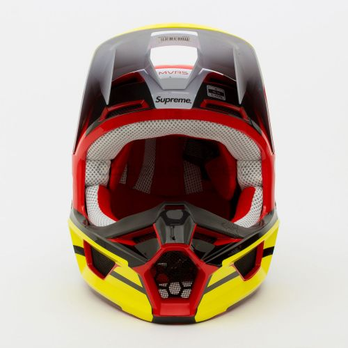Honda Fox Racing V1 Helmet - Red