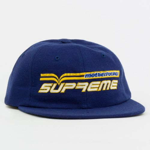 Mother Fucker 6-Panel - Royal