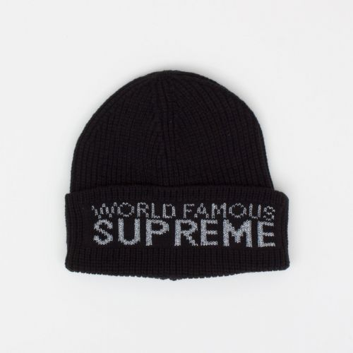 World Famous Beanie