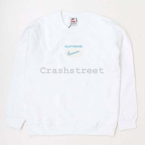 Nike Jewel Crewneck - White