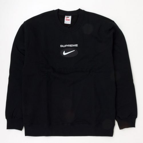 Nike Jewel Crewneck - Black