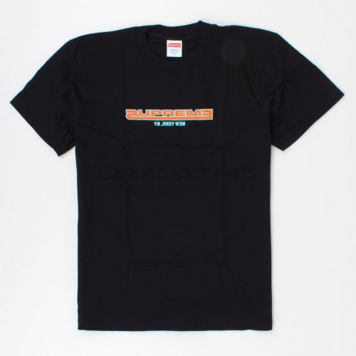 Connected Tee in Black