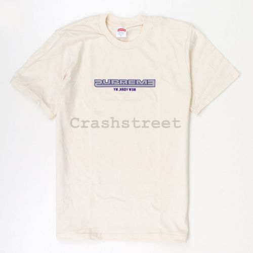 Connected Tee in Natural