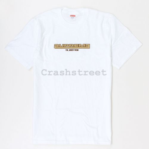 Connected Tee in White