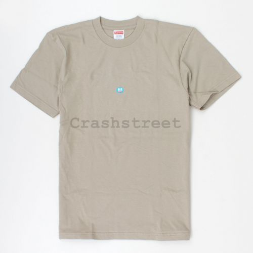 Sticker Tee in Clay