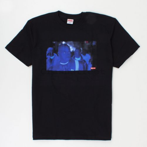 America Eats Its Young Tee in Black