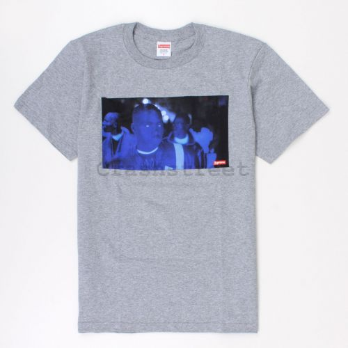 America Eats Its Young Tee in Grey
