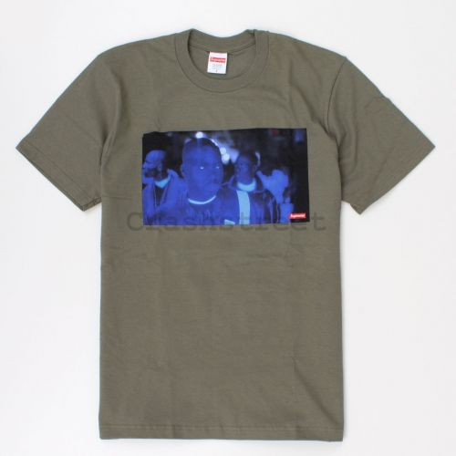 America Eats Its Young Tee in Olive