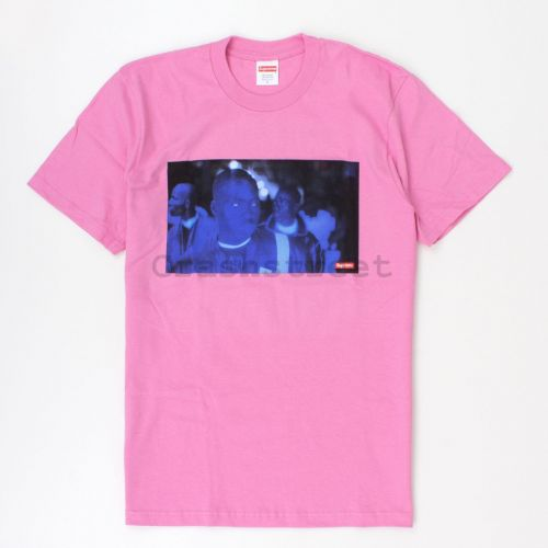 America Eats Its Young Tee in Pink