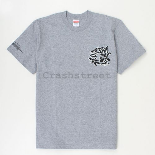 Support Unit Tee in Grey