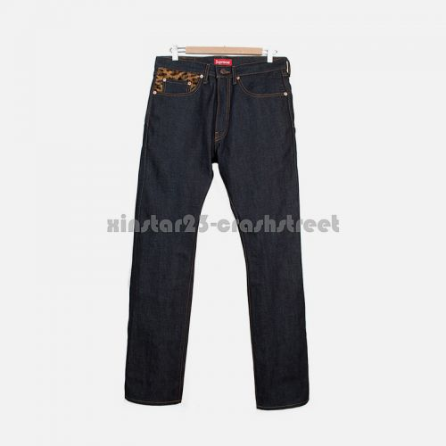 505 Selvedge Denim Jeans