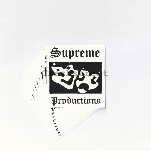 Productions Sticker (Set of 10)